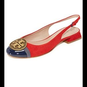 New Tory Burch ♥️ Slingback shoes ♥️no returns
